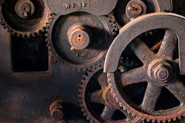 機械メンテナンス